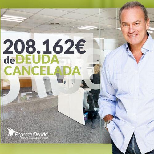 Repara tu Deuda Abogados cancela 208.162 € en Palma de Mallorca con la Ley de Segunda Oportunidad