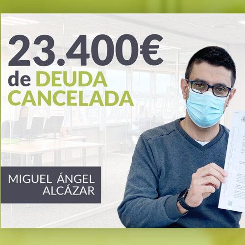 Repara tu Deuda Abogados cancela 23.400 € en Sabadell (Barcelona) con la Ley de Segunda Oportunidad