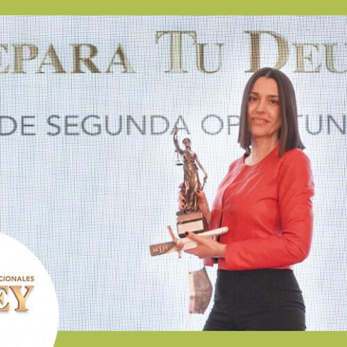 Repara tu Deuda gana un premio en la VI Edición Premios Nacionales de Ley