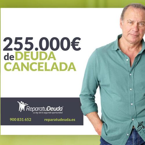 Repara tu Deuda cancela 255.000 € en Sabadell con la Ley de la Segunda Oportunidad