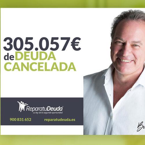 Repara tu Deuda Abogados cancela 305.057€ en Badalona (Barcelona) con deuda pública con la Ley de Segunda Oportunidad
