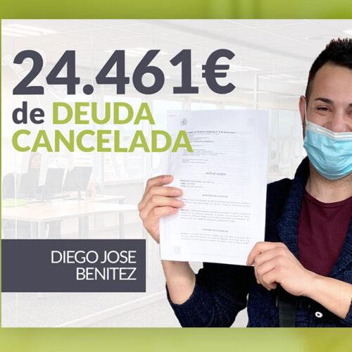 Repara tu Deuda Abogados cancela 24.461 € en Les Franqueses del Vallès  (Barcelona) con la Ley de Segunda Oportunidad