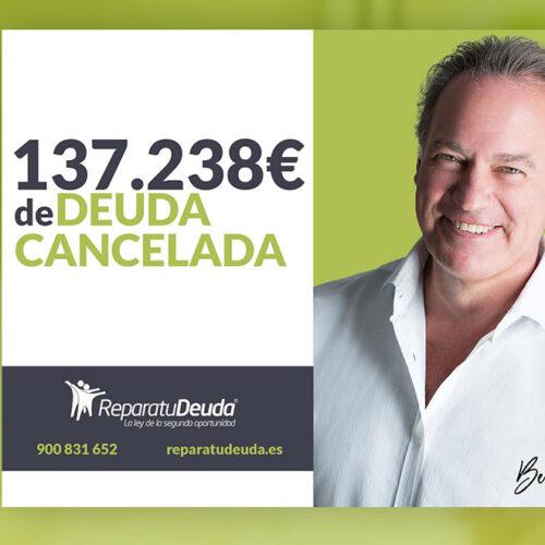 Repara tu Deuda Abogados cancela 137.238 € en Calvià (Mallorca) con la Ley de Segunda Oportunidad