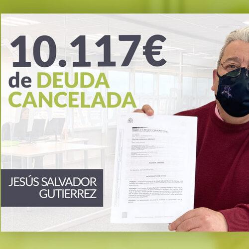 Repara tu Deuda cancela 10.117 € con deuda pública en Barberà del Vallès (Barcelona) con la Ley de la Segunda Oportunidad