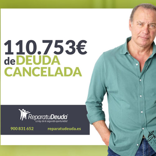 Repara tu Deuda cancela 110.753€ en Salamanca con la Ley de la Segunda Oportunidad