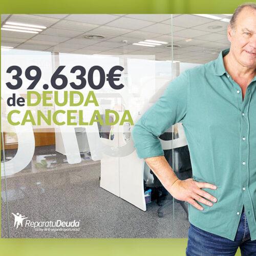 Repara tu Deuda Abogados cancela 39.630€ en Olesa de Montserrat (Barcelona) con la Ley de Segunda Oportunidad