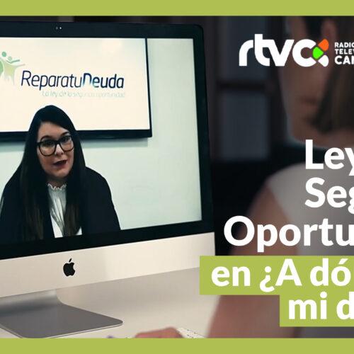 Alicia Suárez entrevista a Óscar Góngora, beneficiario de la Ley de la Segunda Oportunidad gracias a Repara tu Deuda Abogados